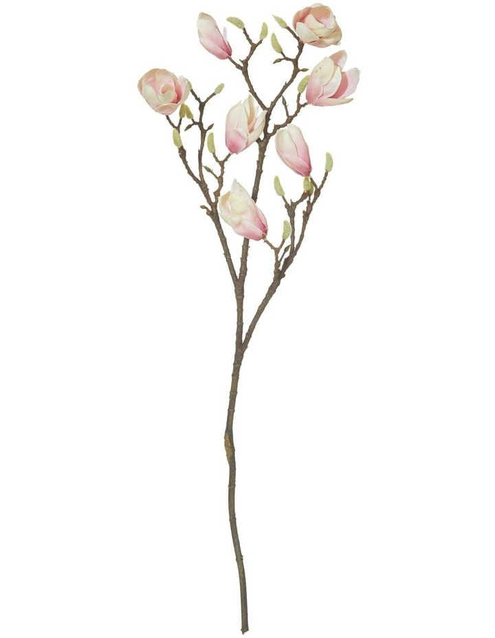 Japanese Magnolia Branch Pink image 1