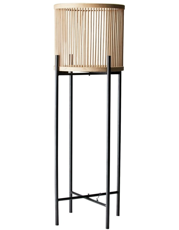 RHYTHM Plant Stand - Natural - 32x100cm image 1