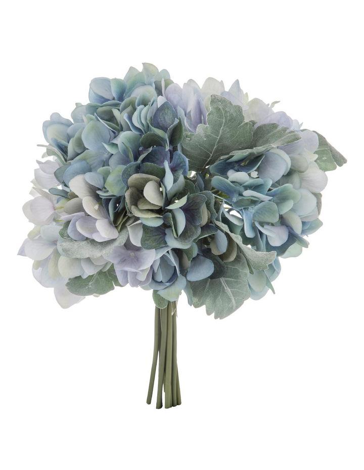 Hydrangea Bouquet Soft Mix 25x25x28cm image 1
