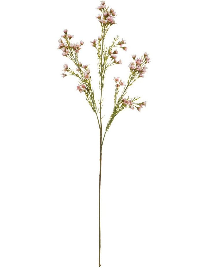 Wax Flower Stem Pink 25x15x69cm image 1