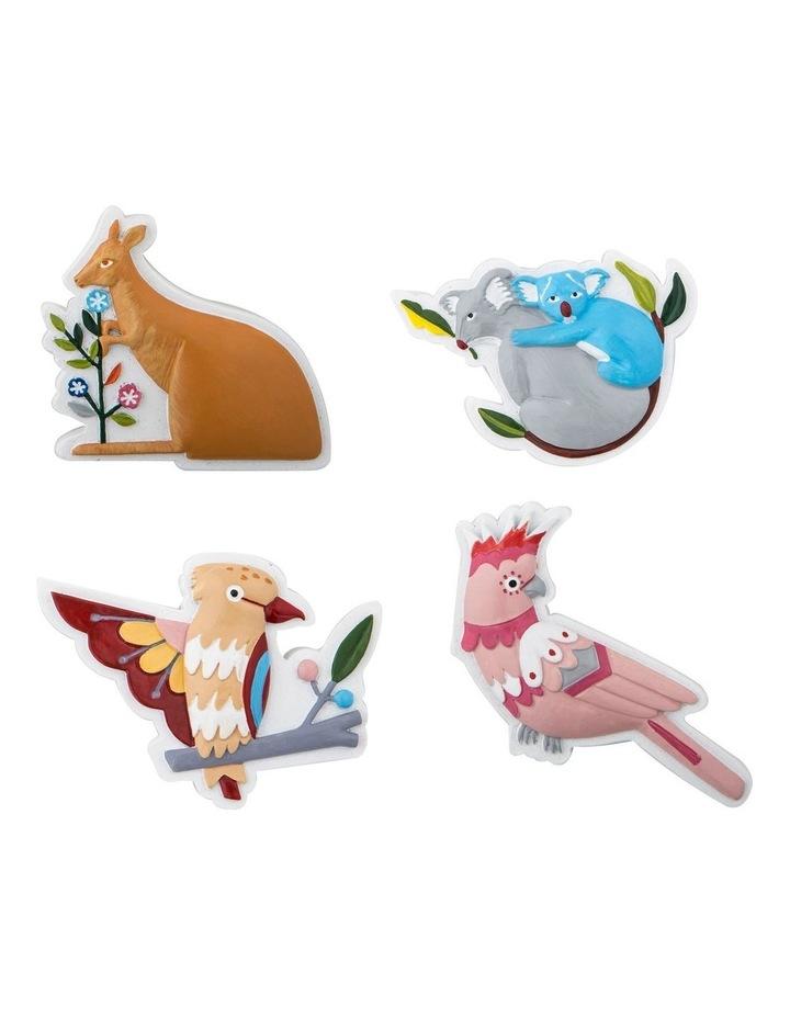 Fauna Magnet Set/4 image 1