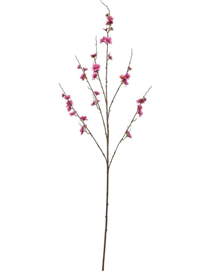 Peach Blossom Dark Pink 30x15x120cm image 1