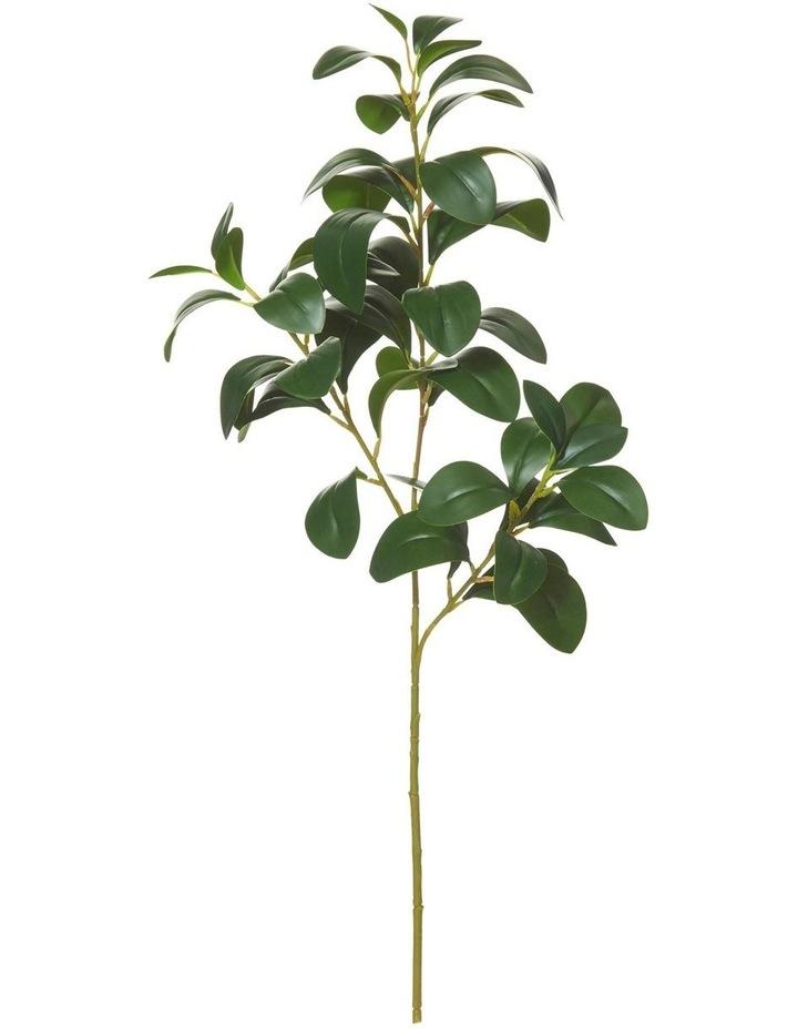 Lush Leaves Spray Green 38x20x67cm image 1