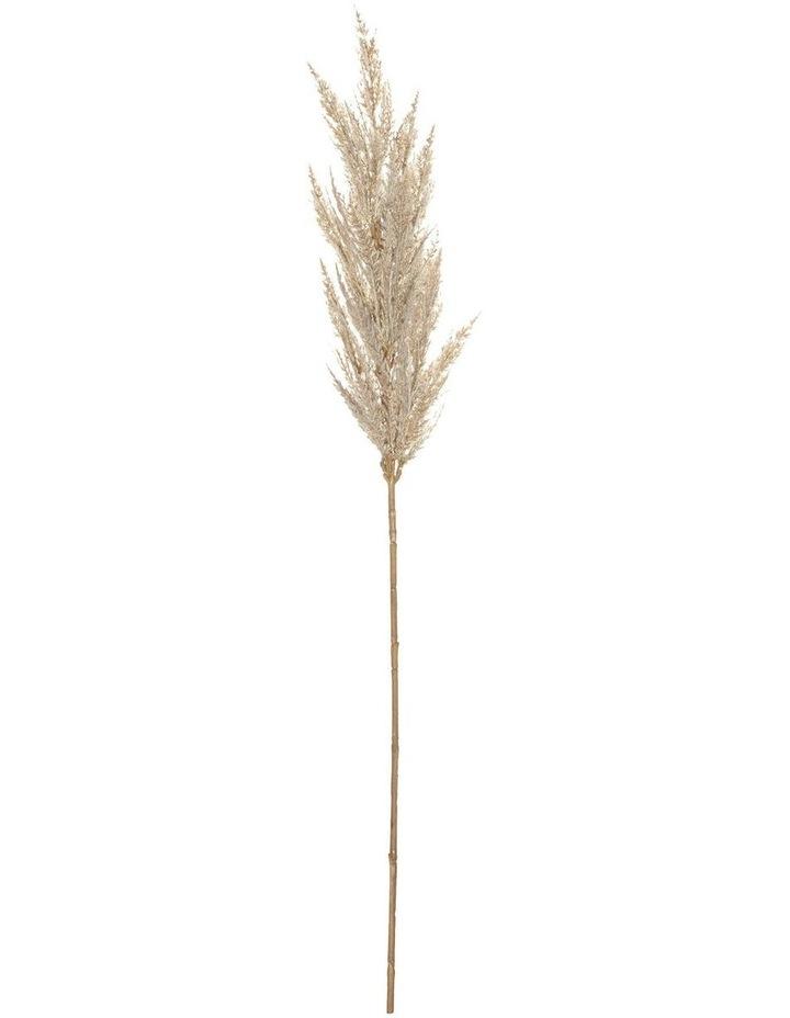 Pampas Grass Spray Cream 92cm image 1