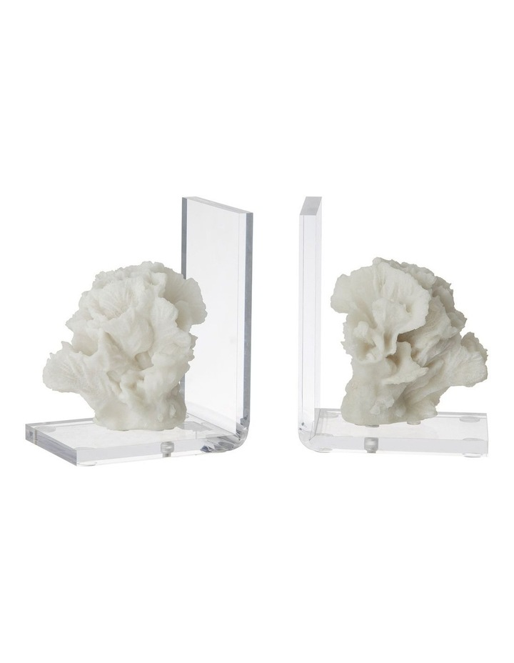 Soc Home Society Home Coral Bookends Set 2 Myer