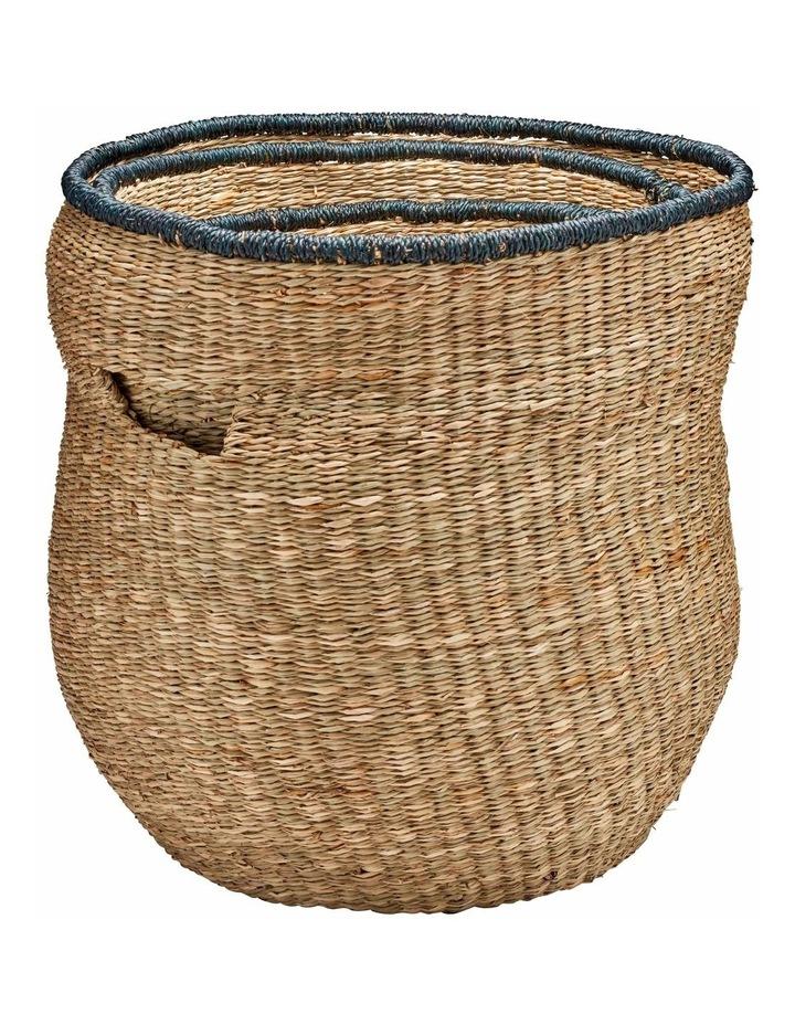CASABLANCA Storage Basket - Set of 3 image 5