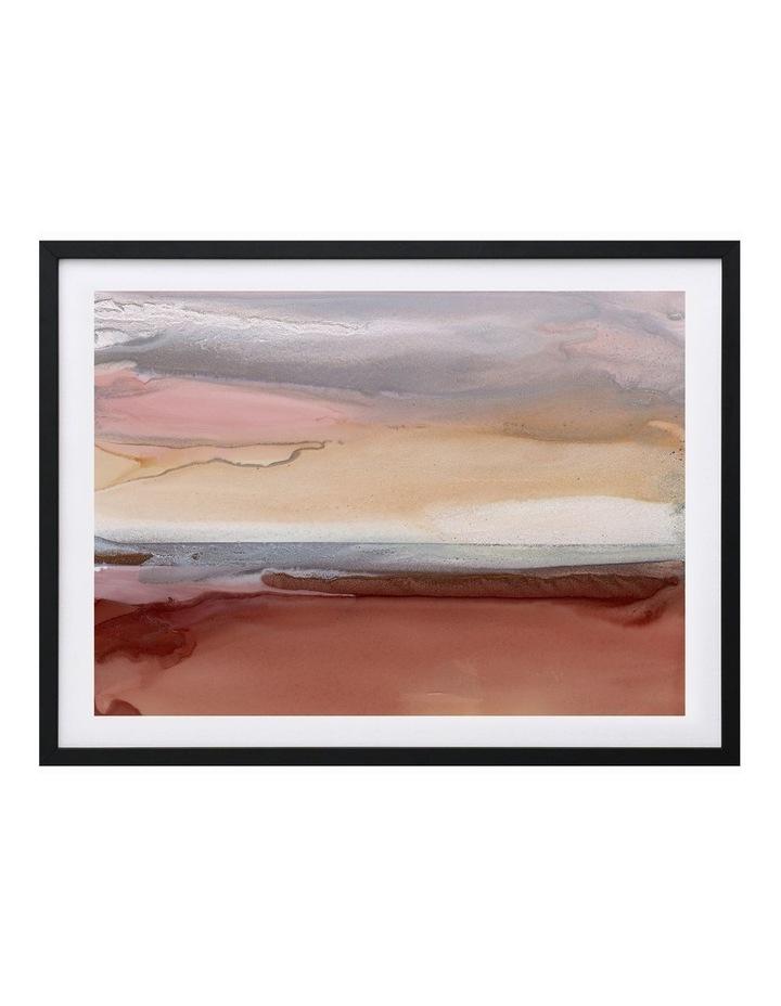Bay Of Fires Black Frame image 1