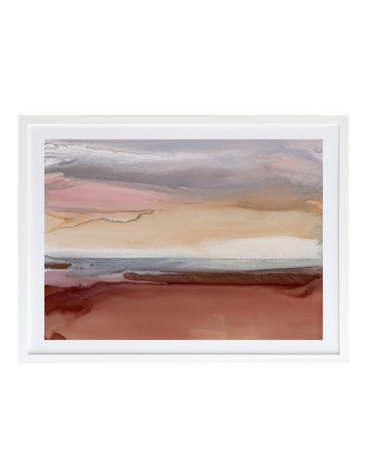 Bay Of Fires White Frame image 1