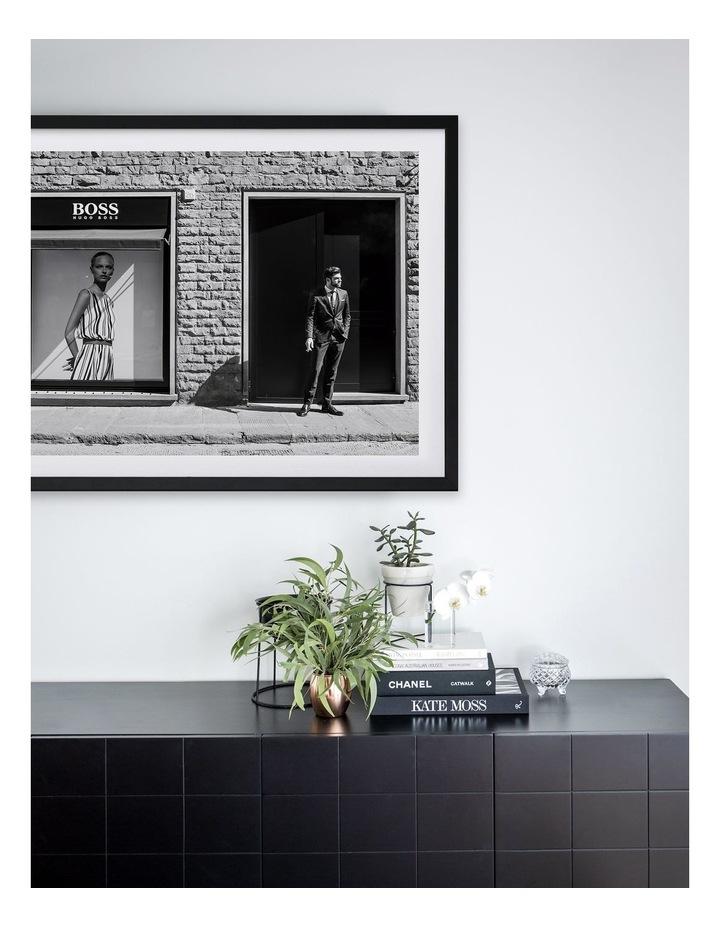Boss Print Black Frame image 2