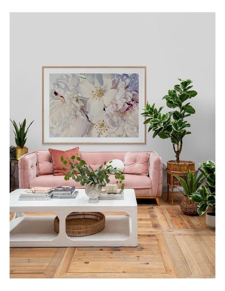 Exquisite Print Oak Frame image 2