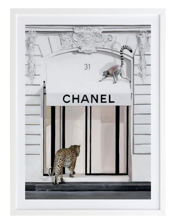 Fashion Week White Frame image 1
