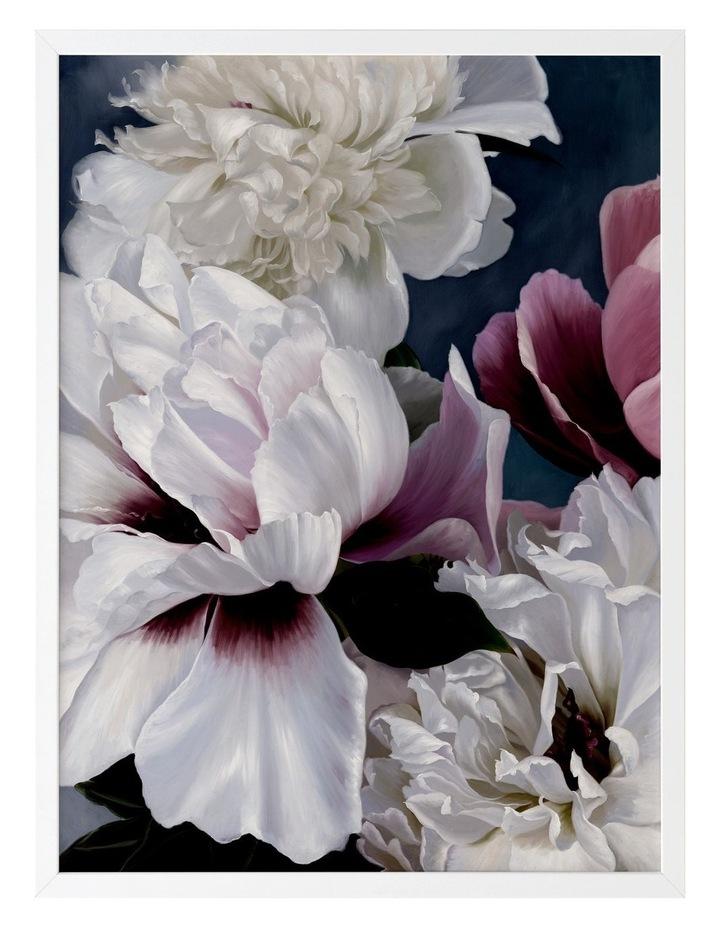 Fiore Print White Frame image 1