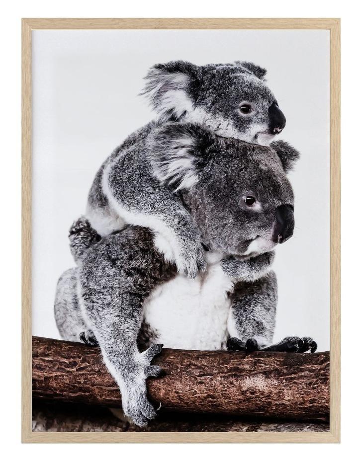 Mama Bear Oak Frame image 1