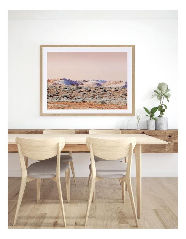 Opal Mining Oak Frame image 2