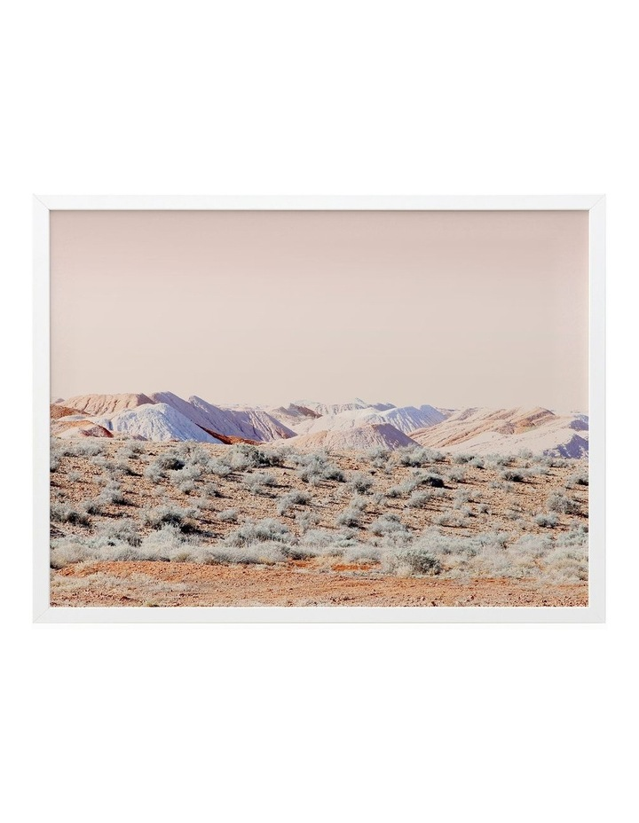 Opal Mining White Frame image 1