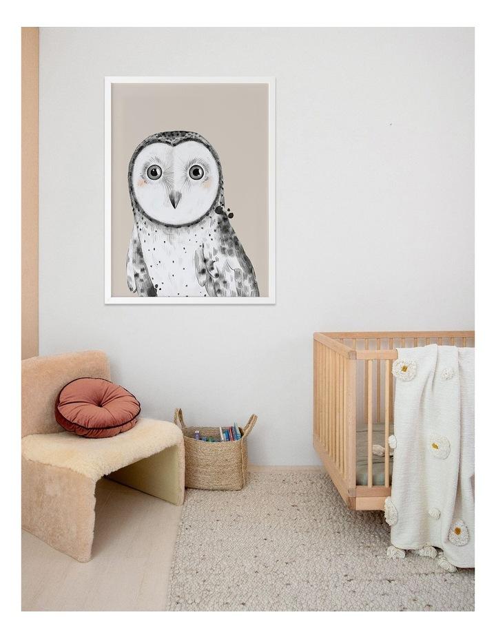 Owl Always Love You Oak Frame image 2