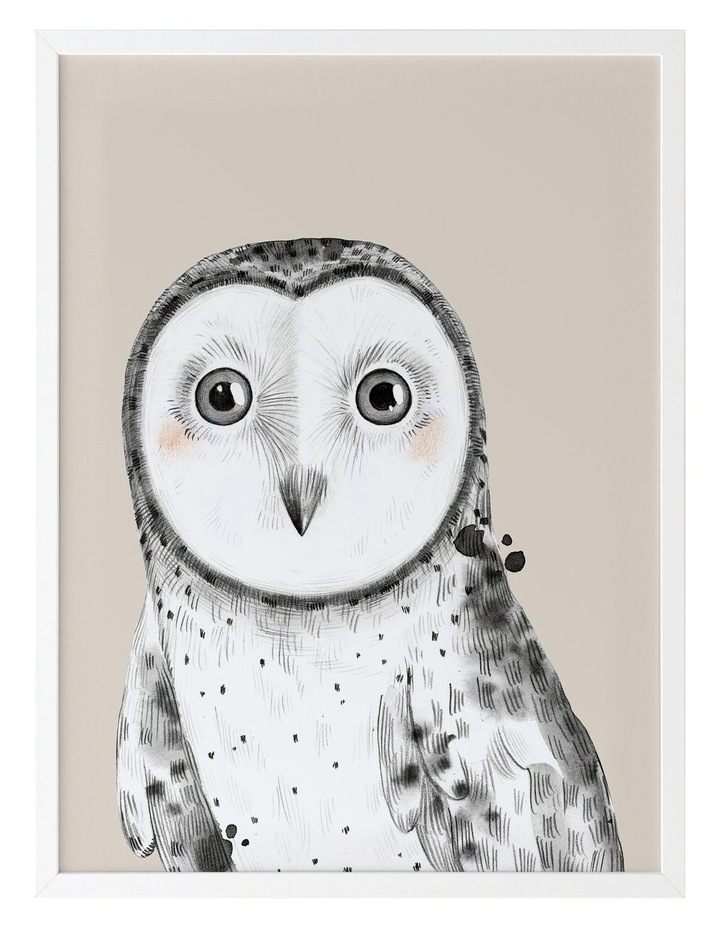 Owl Always Love You White Frame image 1