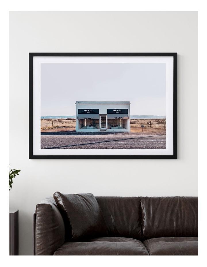 Prada Print White Frame image 2
