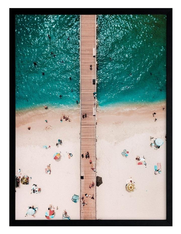 Under The Boardwalk Black Frame image 1