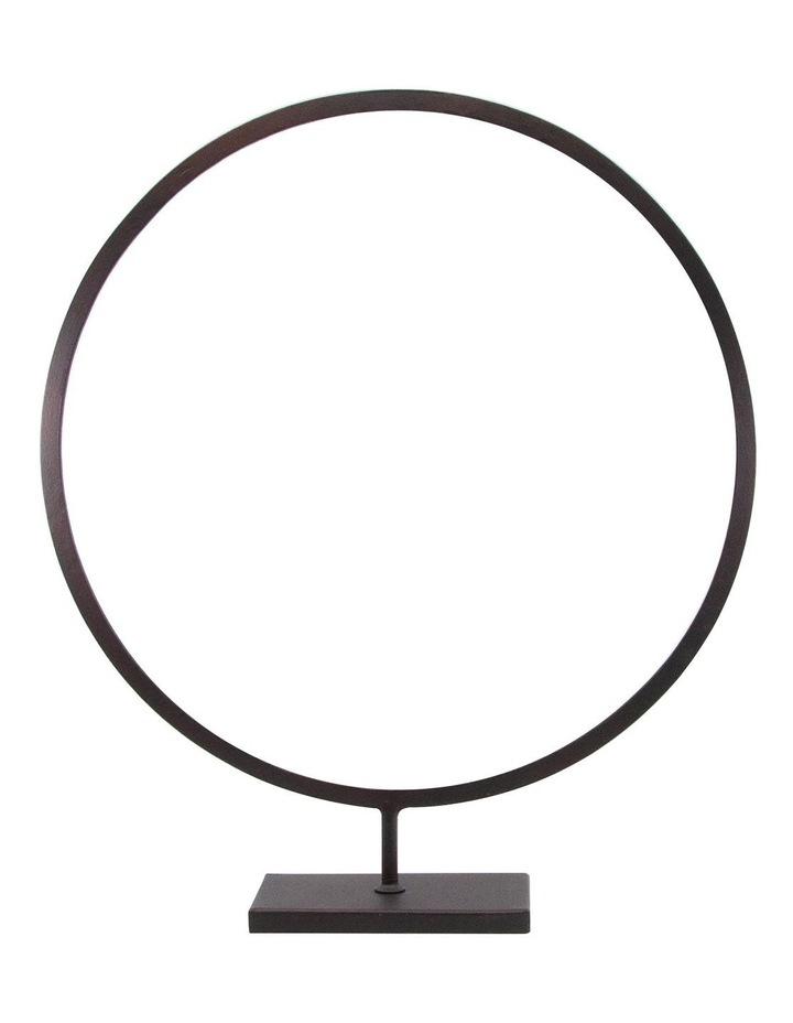 Annulet Circular Sculpture 42x48cm image 1