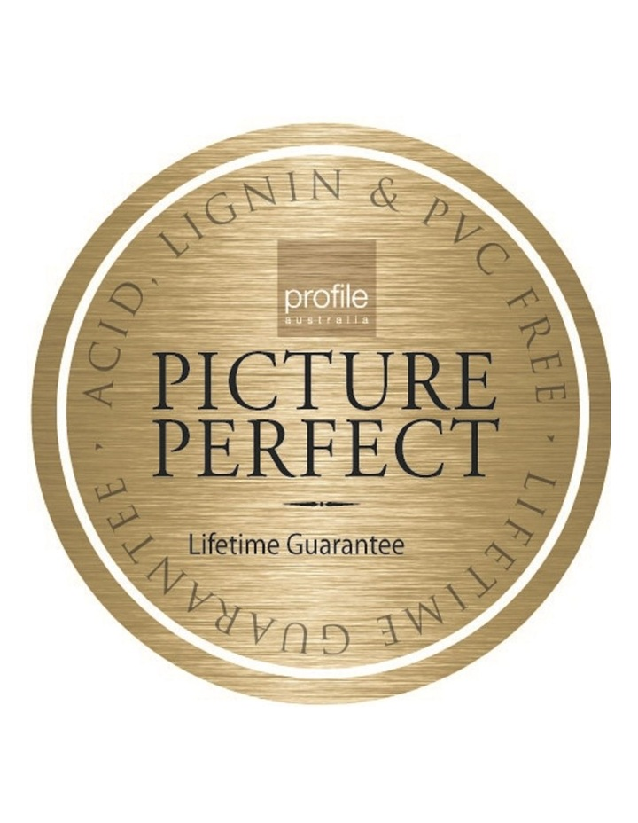 "Profile Photo Frame Valentine Silver 4x6"" (10x15cm) image 2"