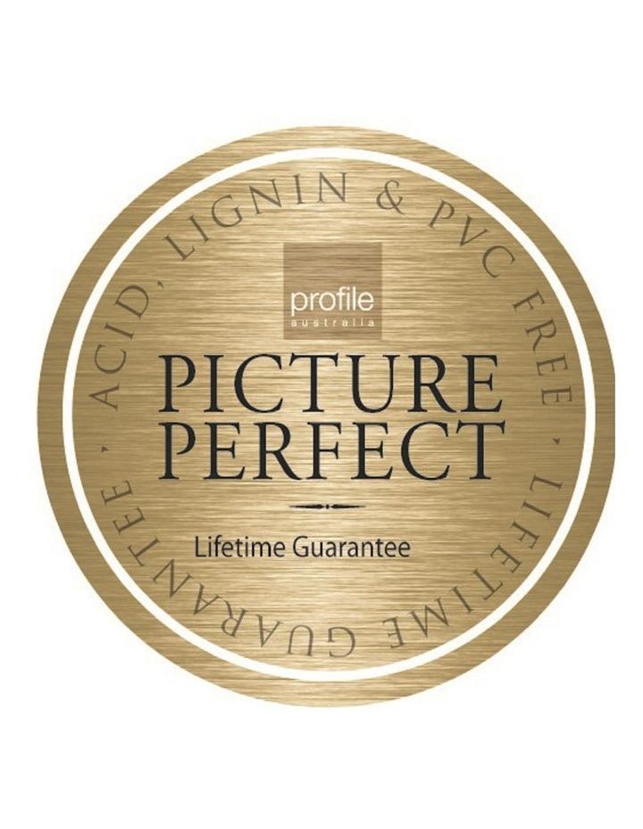 """Fiori 5x7"""" Photo Frame in Silver image 3"""