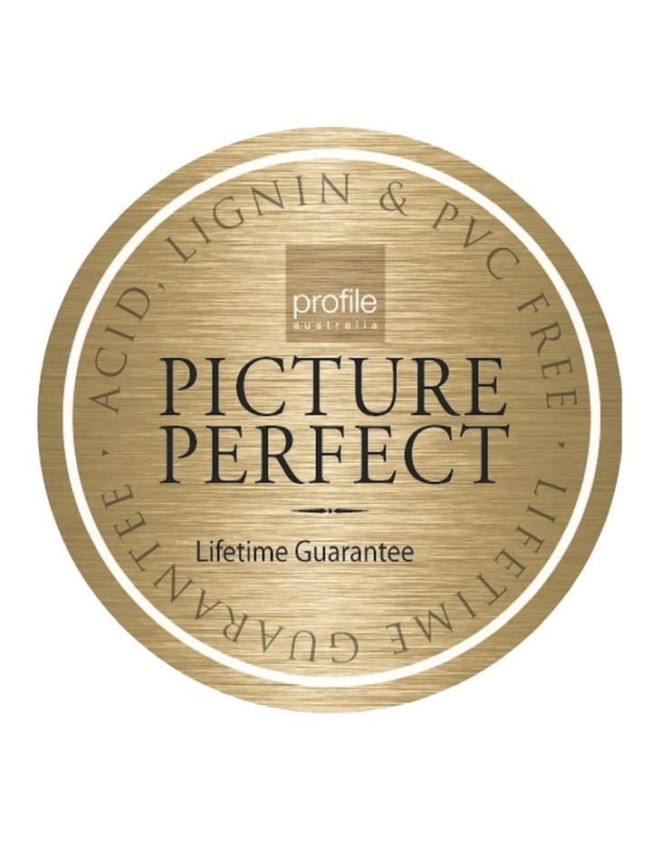Deluxe Black Timber Photo Frame image 4