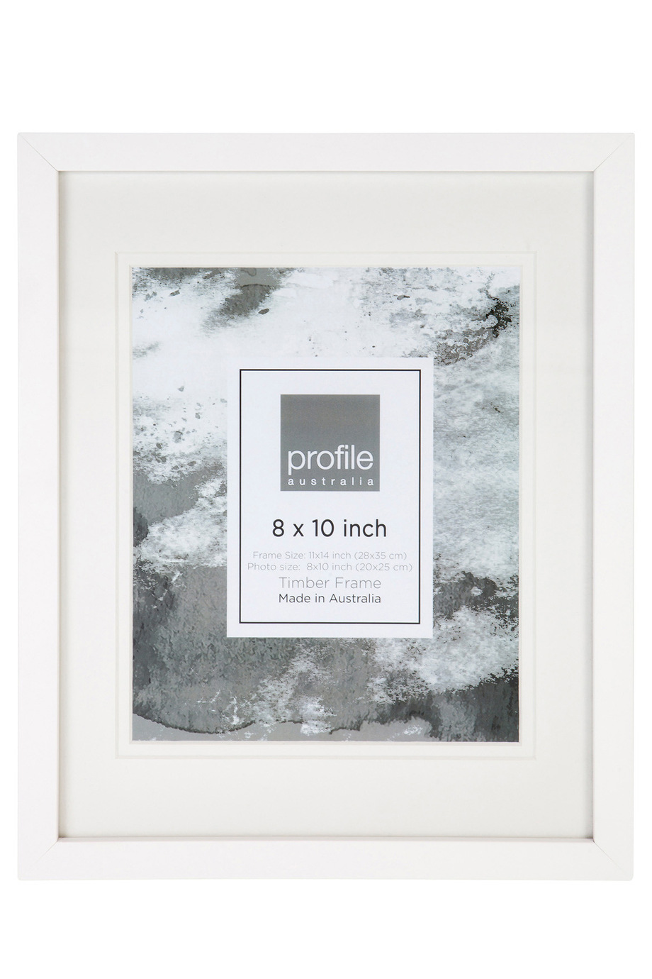 Profile | Deluxe Photo Frame, 8x10\