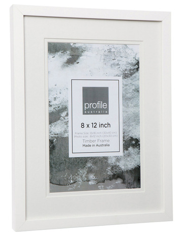 493c66cff46f Profile Deluxe Photo Frame 8x12