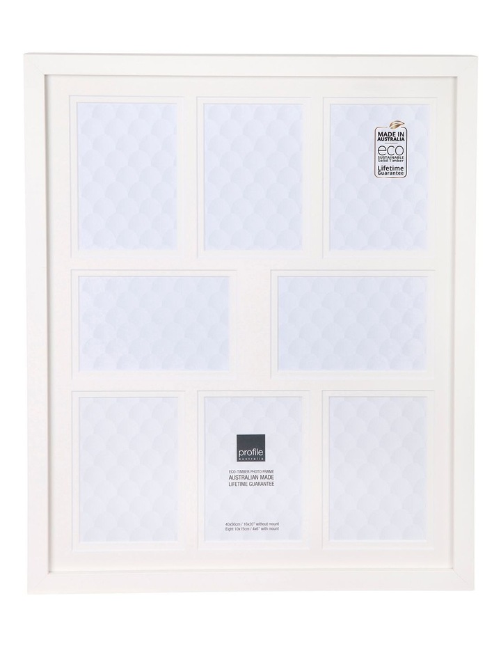 2040 Deluxe White 16x20/4x6 image 1