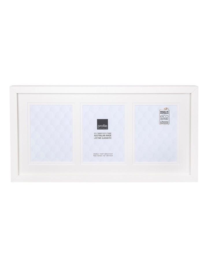 2040 Deluxe White 10x20/5x7 image 1