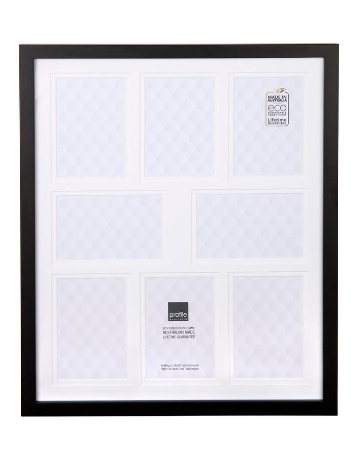 Australian Made 2040 Deluxe Black 16x20/4x6 image 1