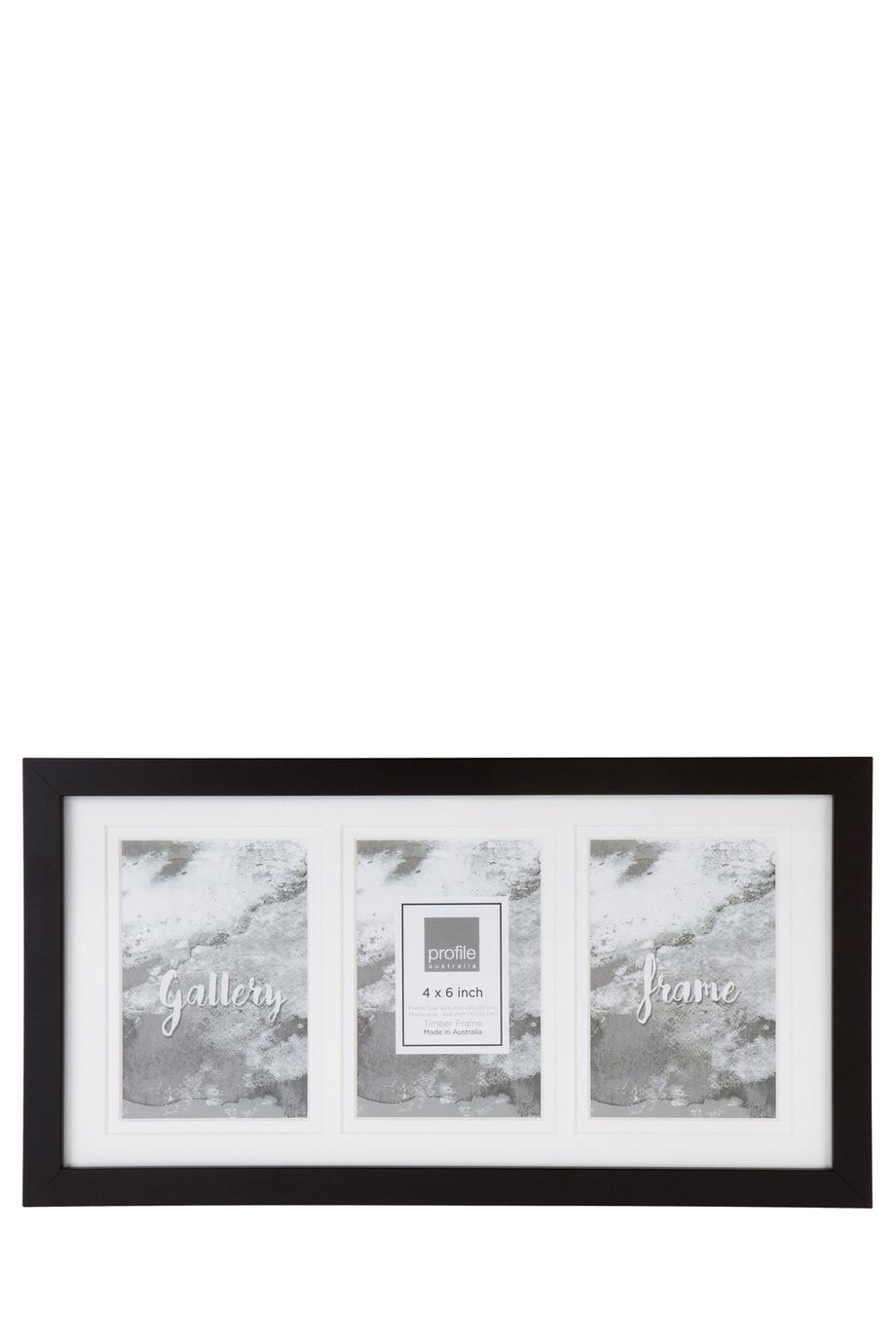 Profile   Deluxe Photo Frame, 3 x 4x6\