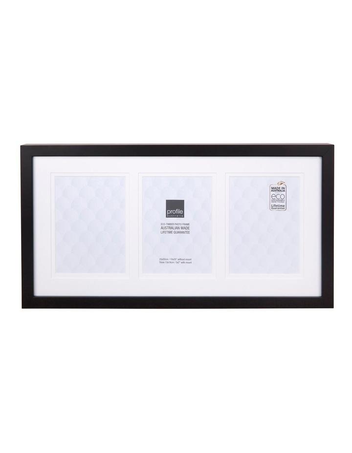 2040 Deluxe Black 10x20/5x7 image 1