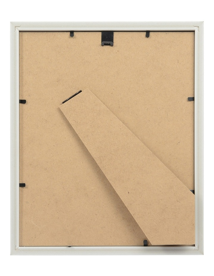 Jasmine 8x10cm With 5x7cm Opening Frame Grey image 2