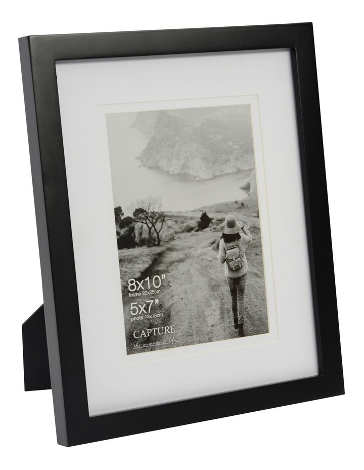 "Explore 8x10"" Black Frame with 5x7"" Opening image 2"