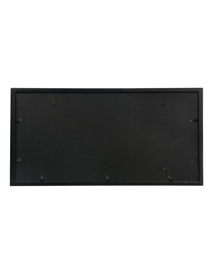 Explore10x20cm Black with 3-5x7cm Openings Double Matt image 3