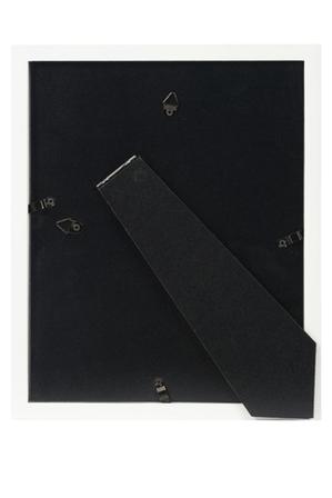 Capture - Explore 8x10cm White with 5x7cm Opening Double Matt