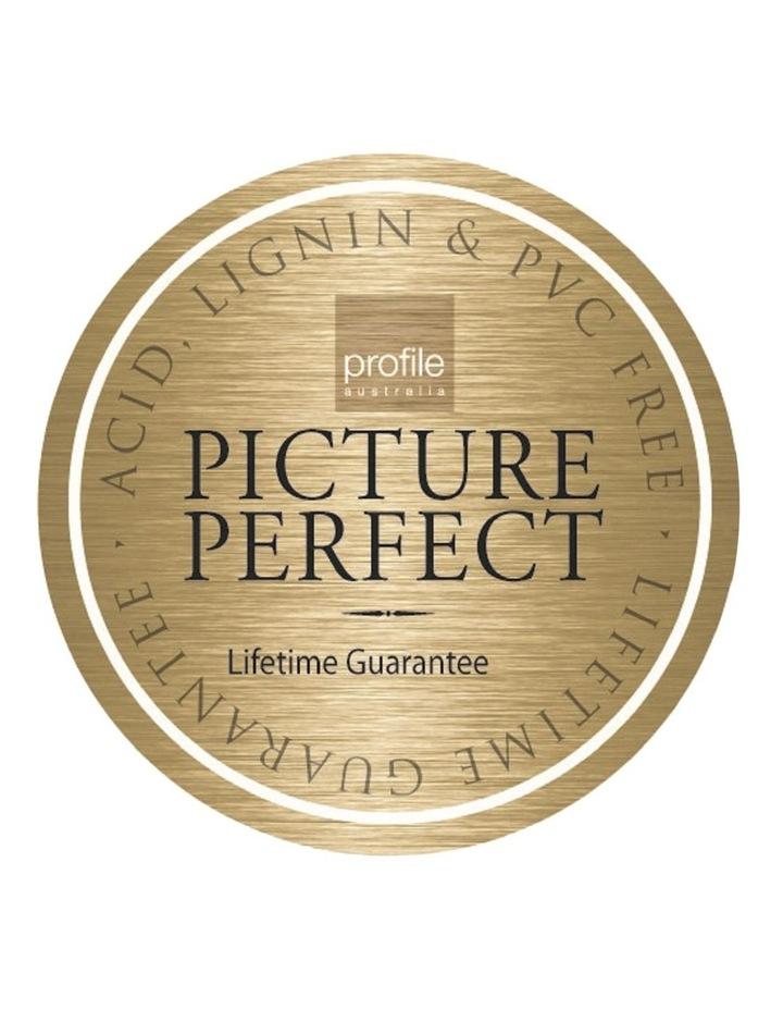 "Bonjour White Gold Timber Photo Frame 8x10""/5x7"" image 3"