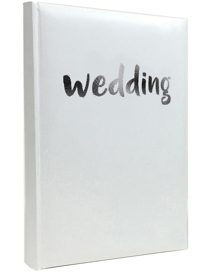 "Profile Moda 300 x 4x6"" Photo Wedding Album image 1"