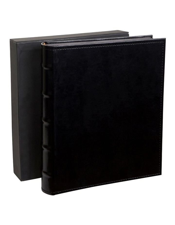 Regal Dry Mount Photo Album Black 240x290 80pp image 1