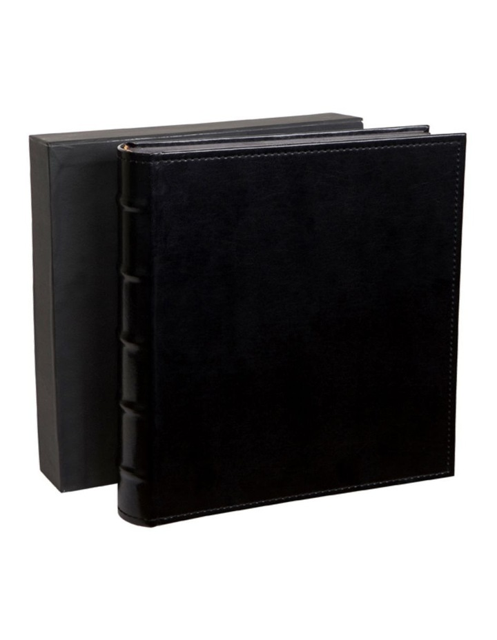 Regal Dry Mount Photo Album Black 320mm x 320mm - 80 pages image 1