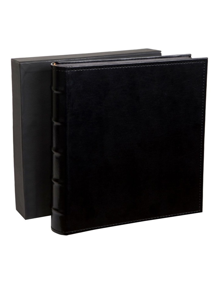 Regal Dry Mount Photo Album Black 320mm x 320mm - 80 pages image 1