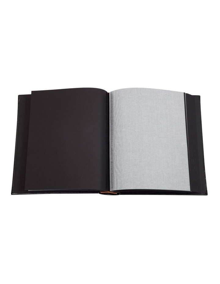 Regal Dry Mount Photo Album Black 320mm x 320mm - 80 pages image 2