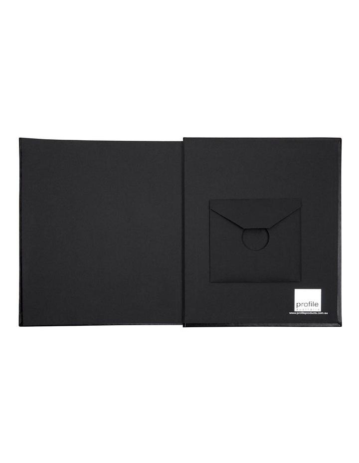 Regal Dry Mount 300x365mm 80 Page Photo Album in Black image 3