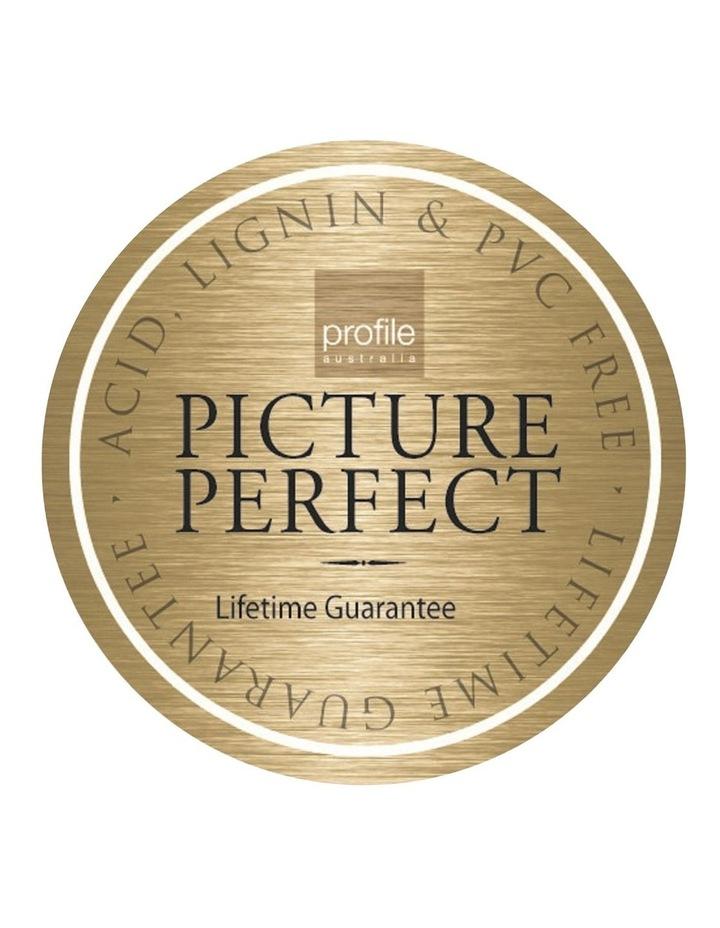 Regal Dry Mount 300x365mm 80 Page Photo Album in Black image 4