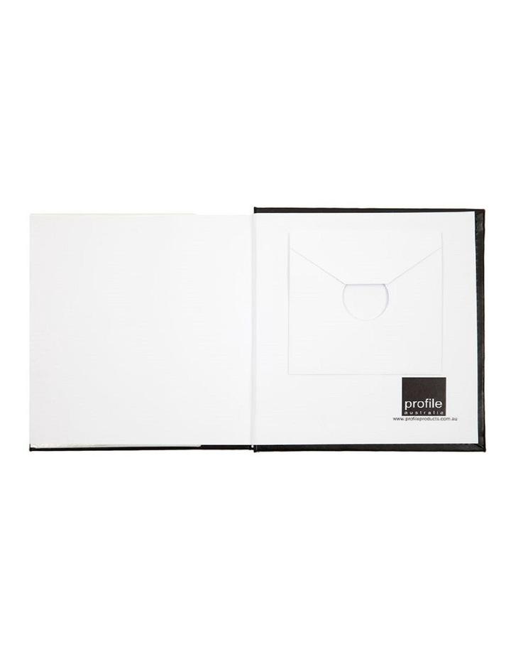 Moda 200x 4x6in (10x15cm) Photo Album in Black image 4