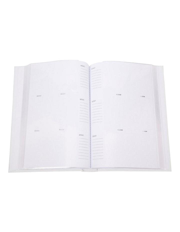 Profile Photo Album Plush - 300 Capacity - Grey image 3