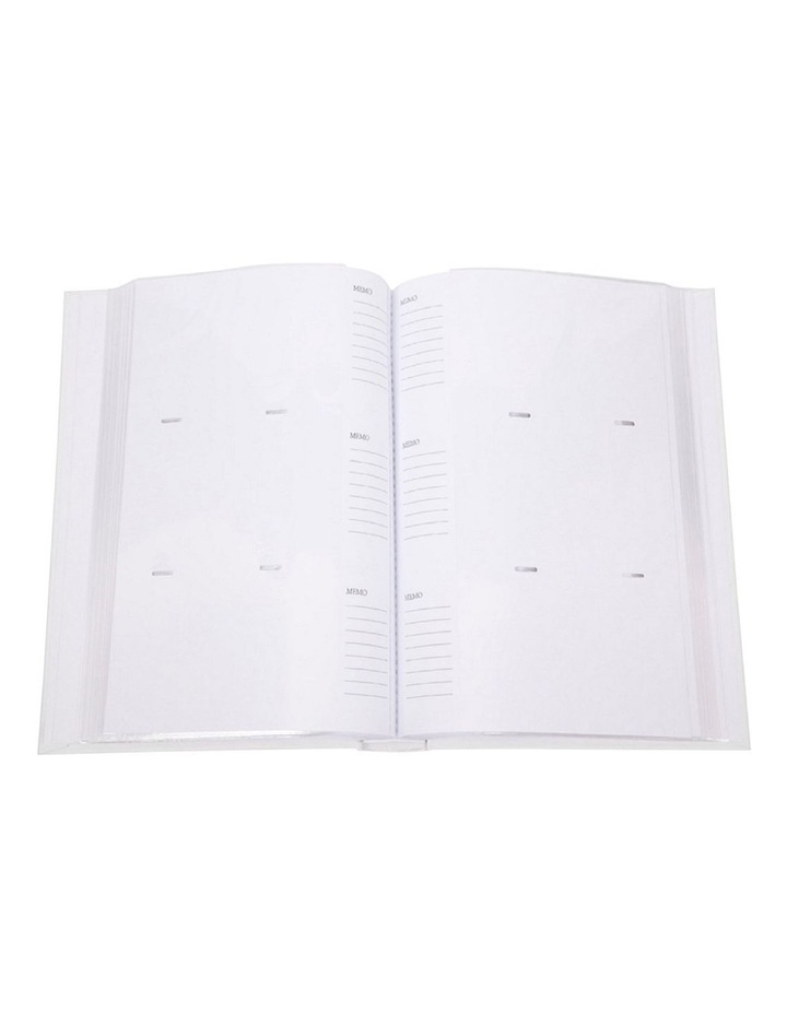 Profile Photo Album Plush - 300 Capacity - Cream image 3
