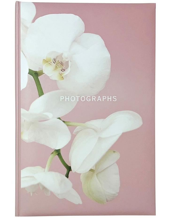 Kyoto Slip-in Slip-in 4x6 300 Photo Capacity Photo Album in Pink image 1